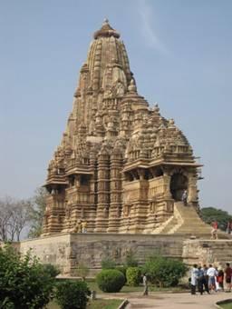 Храм Кандарийа Махадева, Каджурахо, Мадхья-Прадеш
