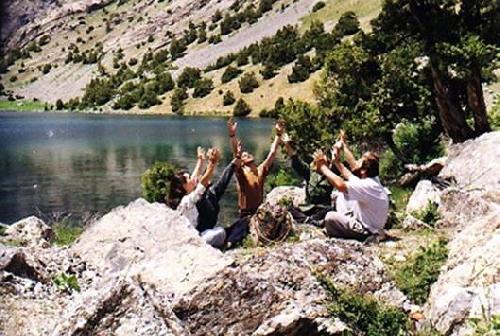Фанские горы, Таджикистан