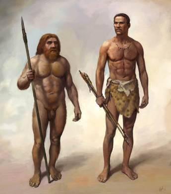 neandertaly